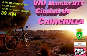 VIII Marcha BTT Chinchilla