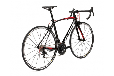 Bicicleta carretera carbono Cloot Evolution Race 3