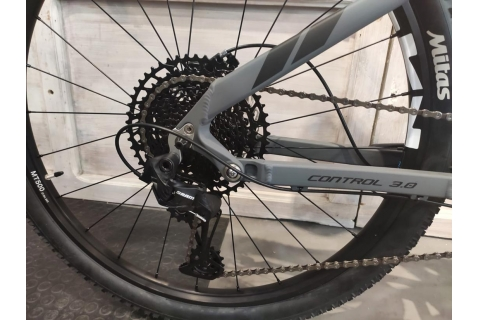 Bicicletas doble 27.5 Cloot Control 3.0  1x12 Eagle 2