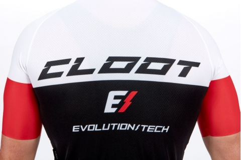 Maillot ciclismo Cloot Spliz Elite Multicolor 1
