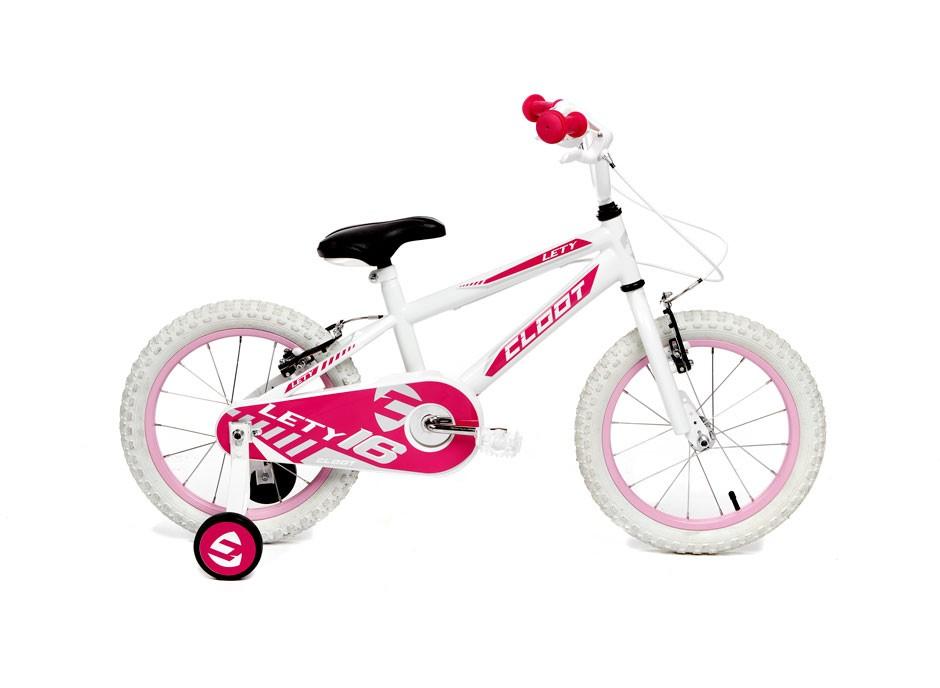 "Bicicleta Niña Rueda 16"""