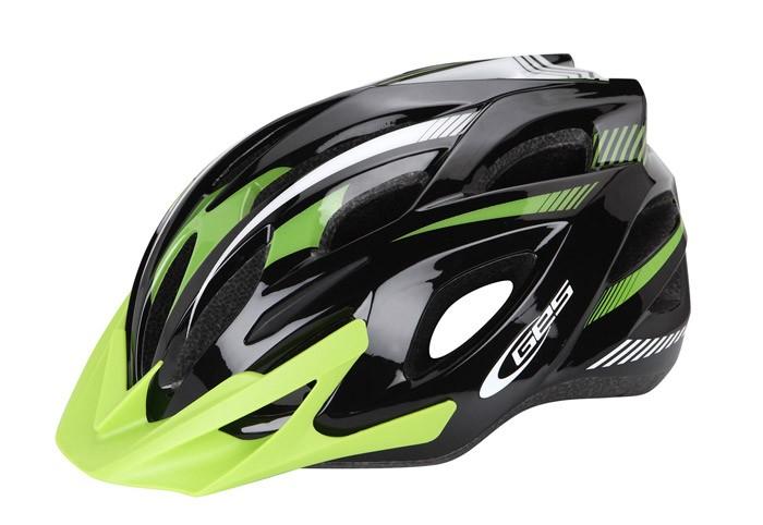 3e685b4e18 Casco de bicicleta Ray verde